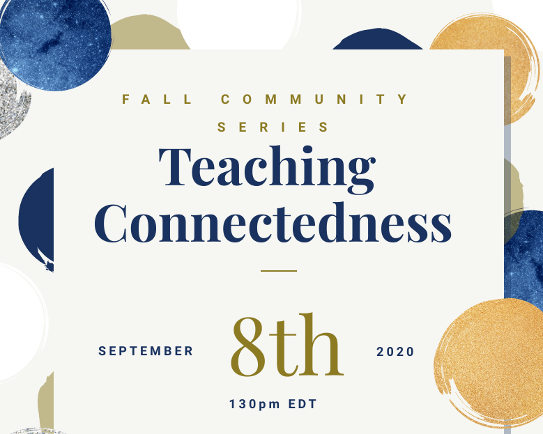 Teaching Contentedness Community Webinar Now Available