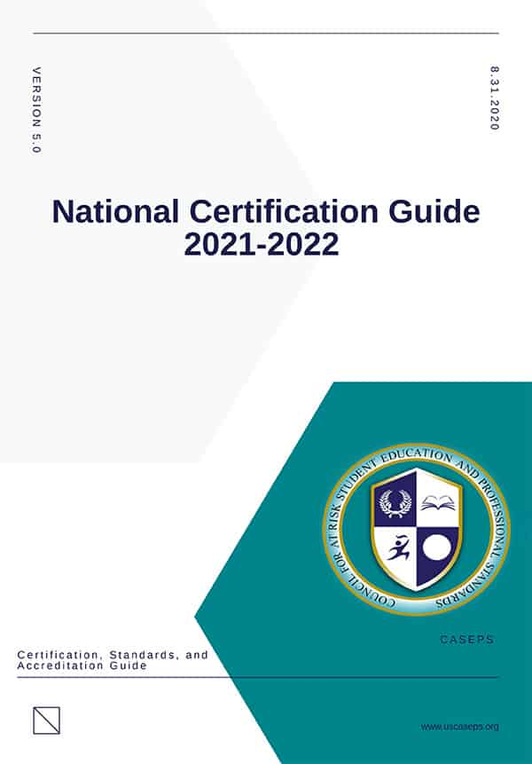 CASEPS Accreditation Guide cover